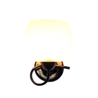 Бра IDLamp Elda 853/1A-Blackchrome