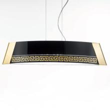 Подвесной светильник Kolarz Celtic Barca 0379.31S.3.Bk