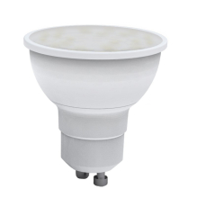 Лампа светодиодная (UL-00003842) GU10 10W 3000K матовая LED-JCDR-10W/WW/GU10/NR
