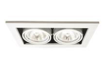 Встраиваемый светильник Arte Lamp Technika A5930PL-2WH