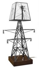Настольная лампа AveLight Тесла Ч-0010