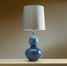Настольная лампа Lui's Collection Gourd LUI/LAPIS GOURD + HQ/TD30-2134