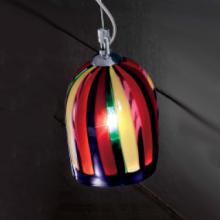 Подвесной светильник Voltolina JACARANDA Sosp. pendel acciaio ELEGANZA