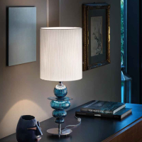 Настольная лампа Sylcom Tron 2061 NNS DEN + TOP 2061 BIA