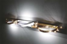 Настенный светильник Masca Twist 1857/A2 Oro