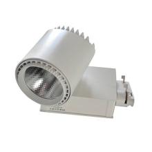 Трековый светильник Elvan 04-30W LED COB 6000K Бел
