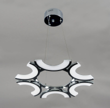 Подвесной светодиодный светильник Elvan 1409-6