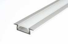 Профиль для светодиодной ленты Avelight 2М 21x6мм AV-SP251