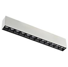 Трековый светодиодный светильник Donolux DL18781/12M White