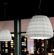 Подвесной светильник Axo Light Bell SP BEL 045 Bianco SPBEL045FLEBCXX