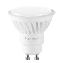 Лампа светодиодная GU10 10W 4000K матовая VG1-S1GU10cold10W-C 7073