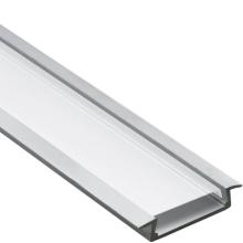 Профиль для светодиодной ленты Avelight 2М 30,8х6мм AV-SP253