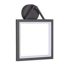 Уличный настенный светодиодный светильник Novotech Roca 358060
