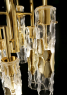 Подвесной светильник IDL Luce da Vivere bamboo 423/6PF Gold