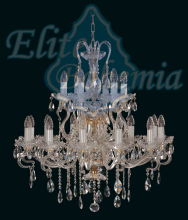 Люстра Elite Bohemia Royal crystal L 661/18/19