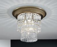 Потолочный светильник Kolarz Milord Crystal 0346.14S.4