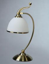 Настольная лампа Brizzi Almeria MA 02401Т/001 Bronze
