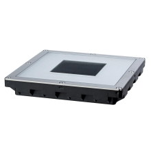Светильник на солнечных батареях Paulmann Boden Cube 93834