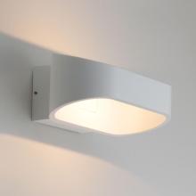 Уличный настенный светодиодный светильник Elektrostandard 1706 Techno Led Point Белый 4690389117169