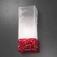 Бра Vetri Lamp 1160 Cristallo/Rosso