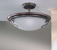 Потолочный светильник Lustrarte Scavo 3678/35.89 06