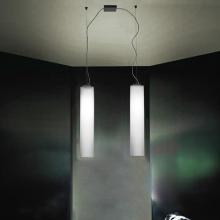 Подвесной светильник Vistosi Tubes SP 90 D2 E27 BC NI
