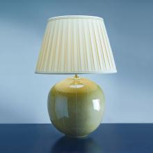 Настольная лампа Lui's Collection Canteloupe LUI/CANTELOUPE L + LUI/LS1062