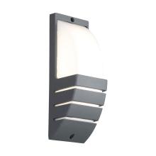 Уличный настенный светодиодный светильник ST Luce Vettore SL091.701.01