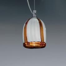 Подвесной светильник Voltolina JACARANDA Sosp. pendel acciaio BAMBOO