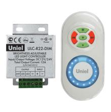 Контроллер для управления яркостью одноцветных светодиодов (05947) ULC-R22-DIM White