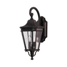 Уличный настенный светильник Feiss Cotswold Lane FE/COTSLN2/M GB