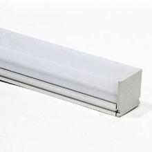 Профиль для светодиодной ленты Avelight 2М 21х21мм AV-SP265