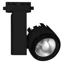 Трековый светодиодный светильник (10962) Volpe 4500K ULB-Q250 20W/NW/A Black