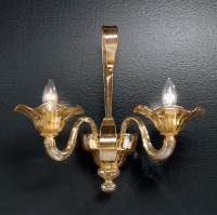 Бра Vetri Lamp 939/A2 Ambrato
