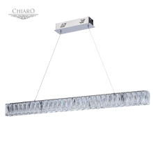 Подвесной светодиодный светильник Chiaro Гослар 498012801