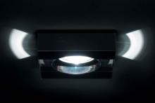 Встраиваемый светильник Donolux DL138CH/White-Black