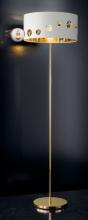 Торшер Effusionidiluce Scrim White 5100.6016
