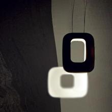 Подвесной светильник Vistosi Dos Sp Q AL Black
