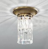 Спот (точечный светильник) Kolarz Milord Crystal 0346.11.4