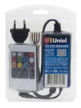 Контроллер для светодиодных RGB лент (10800) Uniel ULC-N20-RGB Black