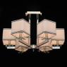 Потолочная люстра MW-Light Наполи 686010306