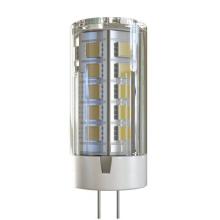 Лампа светодиодная G4 4W 2800К прозрачная VG9-K1G4warm4W-12 7030