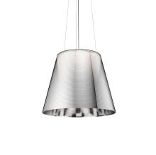Подвесной светильник Flos Ktribe S3 Aluminized silver F6258000