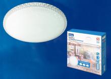 Потолочный светодиодный светильник (UL-00003343) Uniel ULI-D237 60W/SW/50 Gemini