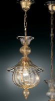 Подвесной светильник Vetri Lamp 1031/28 Oro