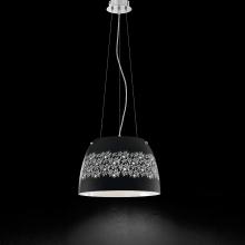 Подвесной светильник Renzo Del Ventisette Shine S 14368/40 Nero