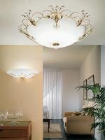 Потолочный светильник Kolarz Cornaro 0118.56.3.SsT