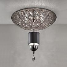 Потолочный светильник Masiero Classica Nuare PL8+1 /G08/ SAT/17H17/SN