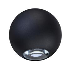 Уличный светодиодный светильник Donolux DL18442/12 Black R Dim