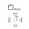 Настенно-потолочный светильник Fabbian Lumi F07 G01 01